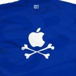 Apple Pirate Crossbones T-Shirt