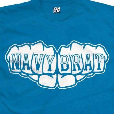 Navy Brat Fists
