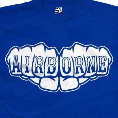 Airborne Fists