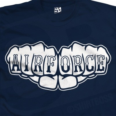 Air Force Fists