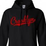 Crooklyn Script Hoodie