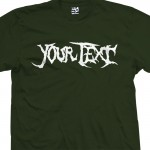 Custom Metal Brutality T-Shirt