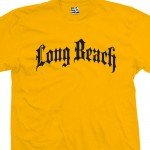 Long Beach Gothic Thug T-Shirt
