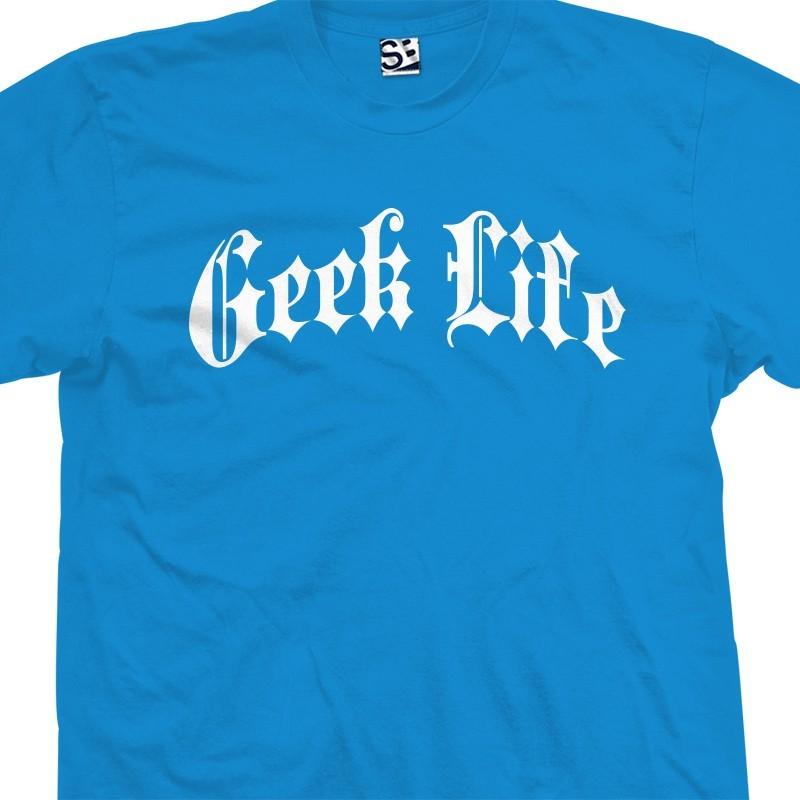 Geek Life: Geek Life Gothic Thug T-Shirt
