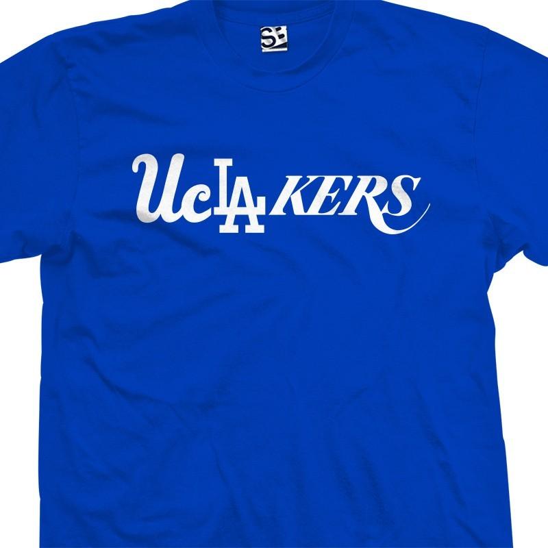 UCLA Bruins Lakers Dodgers Mashup T-Shirt 14c305d9c