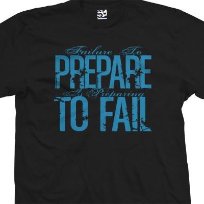 Failure to Prepare