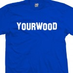 Personalized Custom Hollywood T-Shirt