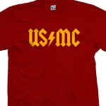 USMC AC/DC Style
