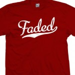 Faded Baseball Shirt