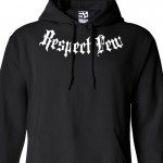 Respect Few Addict HOODIE