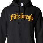 Pittsburgh Thug HOODIE
