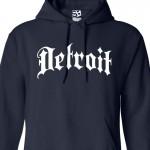 Detroit Thug HOODIE