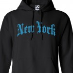 New York Thug HOODIE