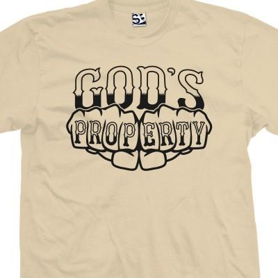 God's Property Fists