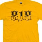 818 Area Code Shirt