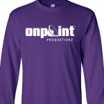 On Point Produktionz Long Sleeve Shirt