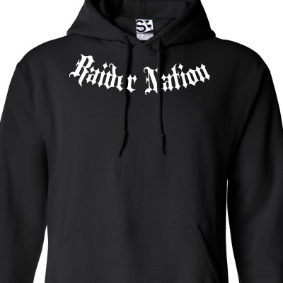 Raider Nation Oakland Raiders Hoodie