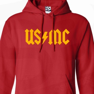 USMC AC/DC Hoodie