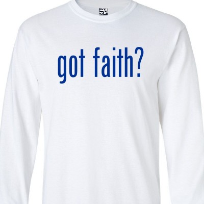Got Faith Long Sleeve