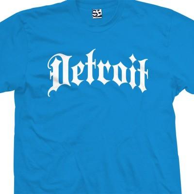 Detroit Thug T-Shirt