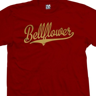 Bellflower Script T-Shirt