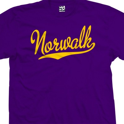 Norwalk Script T-Shirt