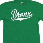 Bronx Script T-Shirt
