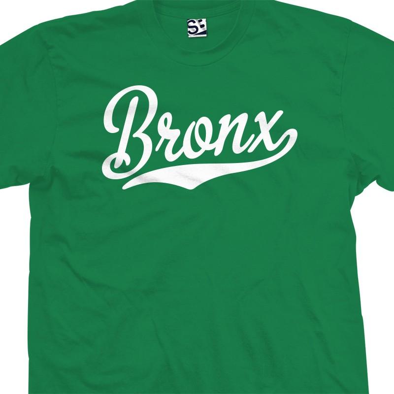 Bronx Script   Tail T-Shirt f6f92610919