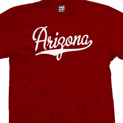 Arizona Script T-Shirt