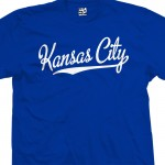 Kansas City Script T-Shirt