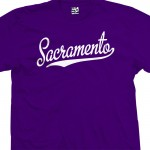 Sacramento Script T-Shirt