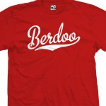 Berdoo Script T-Shirt