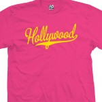Hollywood Script T-Shirt