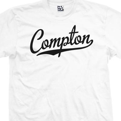 Compton Script T-Shirt