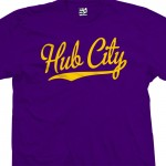 Hub City Script T-Shirt
