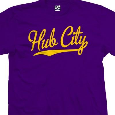 Hub City Script T-Shirt