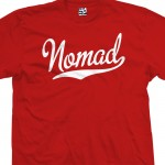 Nomad Script T-Shirt