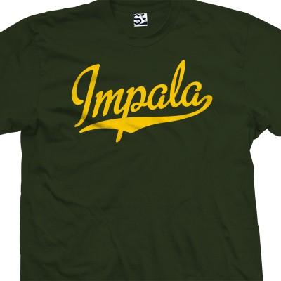 Impala Script T-Shirt