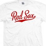 Red Sox Script T-Shirt