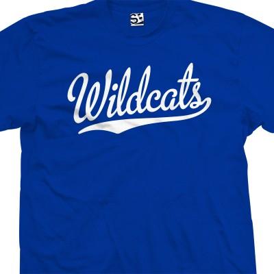 Wildcats Script T-Shirt