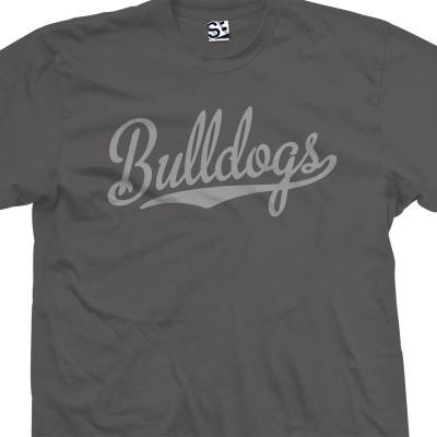 Bulldogs Script T-Shirt