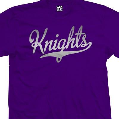Knights Script T-Shirt