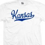 Kansas Script T-Shirt