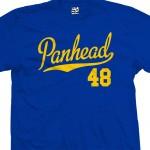 Panhead 48 Script T-Shirt
