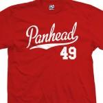Panhead 49 Script T-Shirt