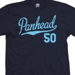 Panhead 50 Script T-Shirt