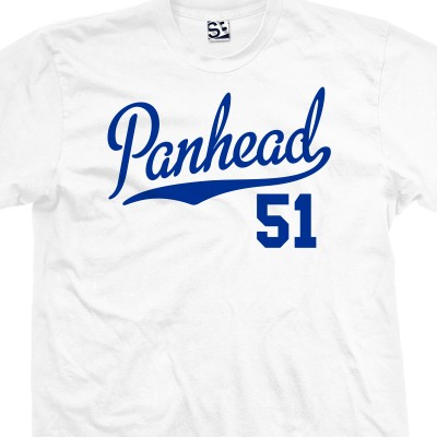 Panhead 51 Script T-Shirt