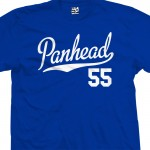 Panhead 55 Script T-Shirt