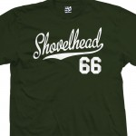 Shovelhead 66 Script T-Shirt