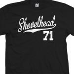 Shovelhead 71 Script T-Shirt